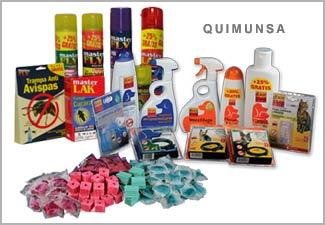 Quimunsa divisi n domestica for Articulos de jardineria