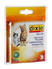 DIXIE COLLAR REPELENTE NATURAL GATOS Y GATITOS